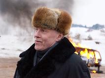 """Кадр из фильма """"Поезд на север"""""""