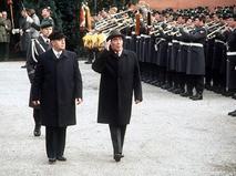 Брежнев. Охотничья дипломатия