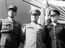Три генерала - три судьбы