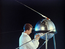 """Первый искусственный спутник Земли """"Спутник-1"""""""