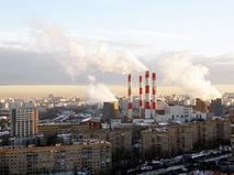 Стихии Москвы. Воздух