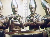 Прощайте, фараоны!