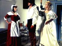 Три мушкетёра. Подвески королевы