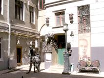 Музей-квартира Михаила Булгакова в Москве