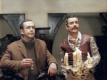 "Приключения Шерлока Холмса и доктора Ватсона. Анонс. ""Собака Баскервилей"""