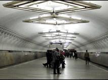 """Вестибюль станции метро """"Тульская"""""""