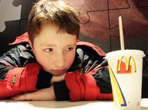 """В ресторане """"Макдоналдс"""""""