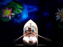 """""""Алиса в Зазеркалье"""". Спектакль Московского театра """"Мастерская Петра Фоменко"""""""