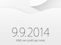 Apple официально назначила презентацию iPhone 6 на 9 сентября