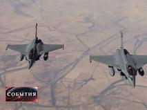 Истребители ВВС Франции