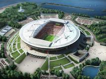 """Проект стадиона """"Зенит-Арена"""""""