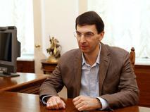 Помощник президента Игорь Щеголев