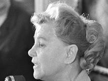 Екатерина Фурцева. Женщина в мужской игре