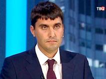 Депутат Верховной Рады Украины Николай Левченко