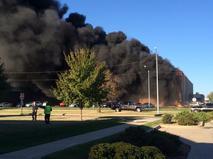Крушение самолета в Канзасе