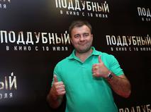 Российский актёр Михаил Пореченков