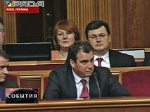 Министр экономического развития Украины Айварас Абромавичус