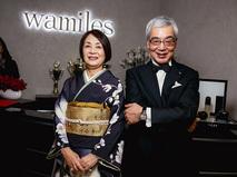 Японская косметическая компания премиум-класса Wamiles Cosmetics открыла первую в России профессиональную Академию Wamiles