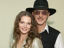 Михаил Боярский с дочерью Елизаветой Боярской