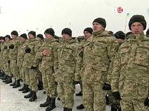 Военная мобилизация на Украине