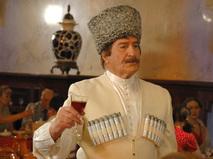"""Кадр из фильма """"Парк советского периода"""""""