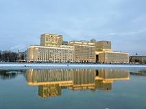 Здание Национального центра управления обороной РФ