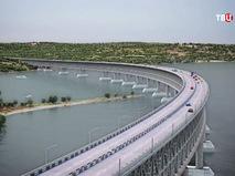 Проект моста над Керченским проливом