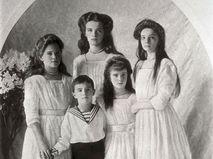 Дети императора Николая II