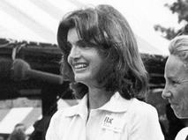 Самые влиятельные женщины мира.  Жаклин Кеннеди