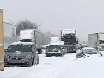Снегопад в Кентукки
