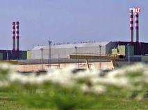 Здание энергоблока АЭС