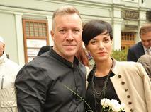 Алексей Кравченко и Надежда Борисова