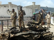 Взрыв в столице Сомали