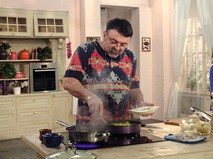 Барышня и кулинар