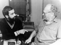 Сергей Вронский (справа)