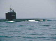 Атомная подводная лодка США