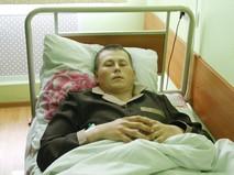 Захваченный СБУ россиян Александр Александров
