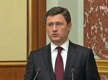 Глава Минэнерго Александр Новак