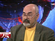 Виктор Литовкин, военный обозреватель ТАСС