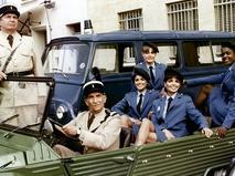 Жандарм и жандарметки