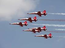 Истребители ВВС Турции