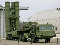 """Ракетный комплекс С-400 """"Триумф"""""""
