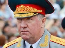 Экс-главком Сухопутных войск Владимир Чиркин