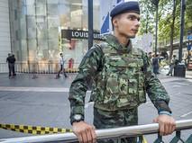 Полиция Таиланда на месте происшествия