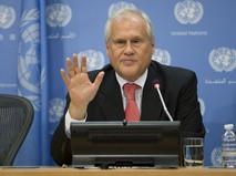 Спецпредставитель ОБСЕ по Украине Мартин Сайдик