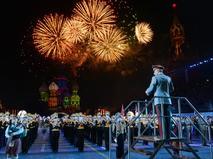 """""""Спасская башня"""". Фестиваль военных оркестров"""