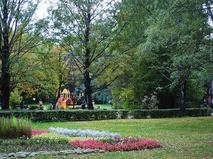 """Парк """"Покровское-Стрешнево"""". 2015 год"""