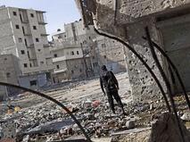 Военные действия в Сирии