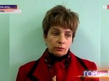 Задержанная учительница