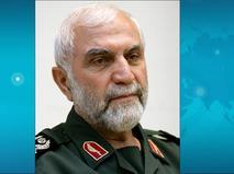 Генерал Корпуса Стражей Исламской революции из Ирана Хосейне Хамедани